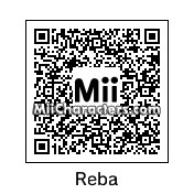 QR Code for Reba Hart by Shannon