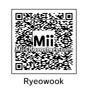 QR Code for Kim RyeoWook by Tandristyn