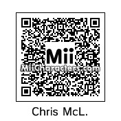 QR Code for Chris McLean by matthew123