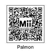 QR Code for Palmon by matthew123