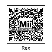 QR Code for Rex by poke