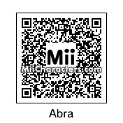 QR Code for Abra by poke