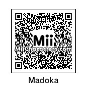 QR Code for Madoka by 3ds