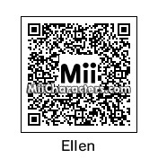 QR Code for Ellen Page by stevieboy
