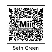 QR Code for Seth Green by celery