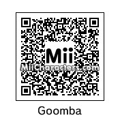 QR Code for Goomba by J1N2G