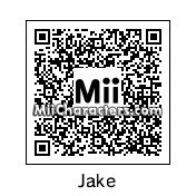 QR Code for Jake by robbieraeful