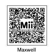 QR Code for Maxwell by Asten94
