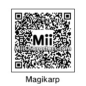 QR Code for Magikarp by Asten94