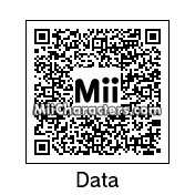 QR Code for Lt. Cmdr. Data by Andy Anonymous