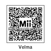QR Code for Velma Dinkley by Trace
