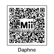 QR Code for Daphne Blake by Trace