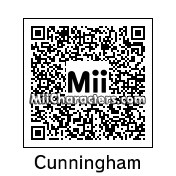 QR Code for Rebecca Cunningham by Ness and Sonic