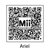 QR Code for Ariel by Tuty poot