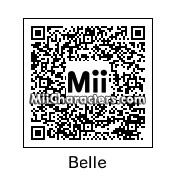 QR Code for Belle by Tuty poot