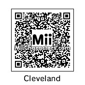 QR Code for Cleveland Brown by TerBear