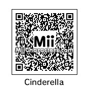 QR Code for Cinderella by Oddray