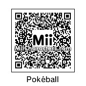 QR Code for Poke Ball by J1N2G