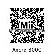 QR Code for Andre 3000 by Joseph