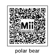 QR Code for Polar Bear by celery