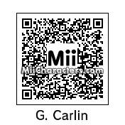 QR Code for George Carlin by Andy Anonymous