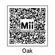 QR Code for Professor Oak by CheeseWhitaker
