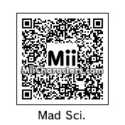 QR Code for Mad Scientist by J1N2G