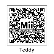 QR Code for Teddy Duncan by Nacho