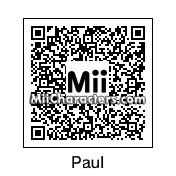 QR Code for Paul McCartney by Leslie