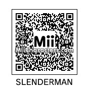 QR Code for SlenderMan by NeoGamerXx