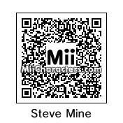 QR Code for Steve (Minecraft) by NeoGamerXx