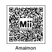 QR Code for Amaimon by TopaZ