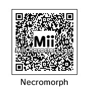 QR Code for Necromorph by OnyxOsprey