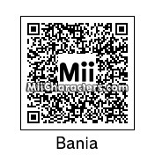 QR Code for Kenny Bania by Francos