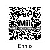 QR Code for Ennio Morricone by Francos