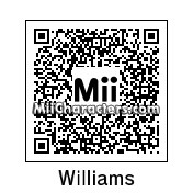 QR Code for John Williams by Francos