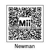 QR Code for Newman by Francos