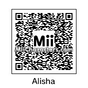 QR Code for Alisha by robbieraeful