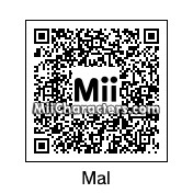 QR Code for Mal by Ninmoi