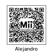 QR Code for Alejandro Burrosmuertos by Ninmoi
