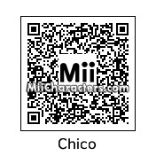 QR Code for Chico Marx by Sparkey Davis