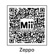 QR Code for Zeppo Marx by Sparkey Davis