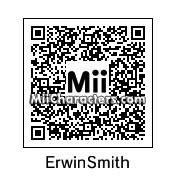 QR Code for Erwin Smith by Lightning