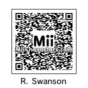 QR Code for Ron Swanson by celery