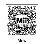 QR Code for Mew by J1N2G