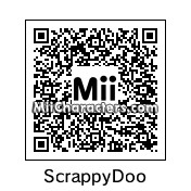 QR Code for Scrappy-Doo by Geek Squad