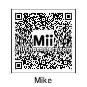 QR Code for Mike by miiwinner