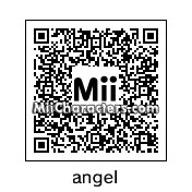 QR Code for Angel by Funkmasterbliz
