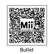 QR Code for Bullet by Eben Frostey