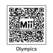 QR Code for Olympics by B1LL